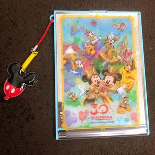 Disney - ディズニー30周年スタンドミラー