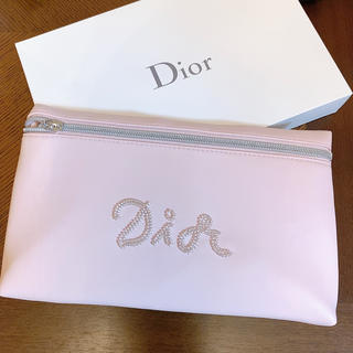 Dior - 新品未使用 Dior ノベルティ ポーチ
