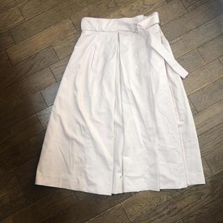 ザラ(ZARA)のZARA 変形ギャザースカート(ロングスカート)