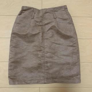 GRL - タイトスカート 茶色