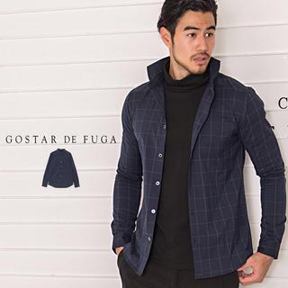 フーガ(FUGA)のGOSTAR DE FUGA ゴスタールジフーガ   ウィンドウペンチェック(シャツ)
