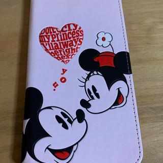 ミッキーマウス(ミッキーマウス)のiPhone8 puls ケ-ス ミッキーマウス(iPhoneケース)