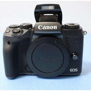 Canon - Canon EOS M5 ボディ ブラック
