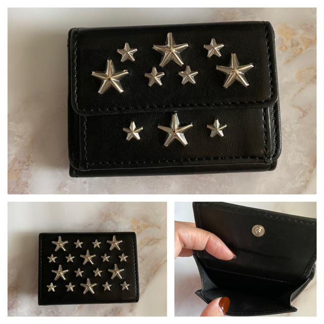 JIMMY CHOO(ジミーチュウ)のJIMMY CHOO ミニ財布 レディースのファッション小物(財布)の商品写真