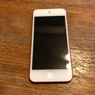 アイポッドタッチ(iPod touch)のapple ipod touch  第七世代 32GB (PRODUCT)RED(ポータブルプレーヤー)