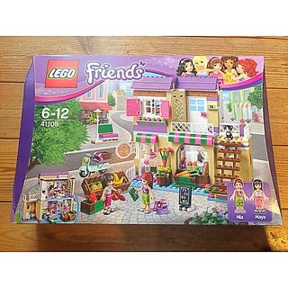 Lego - 【Legoブロック】friendsシリーズ ハートレイクのフードマーケット