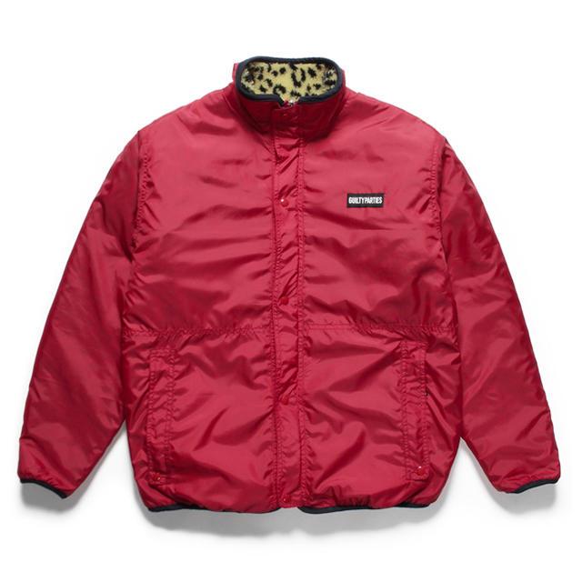WACKO MARIA(ワコマリア)のWACKO MARIA REVERSIBLE FLEECE JACKET メンズのジャケット/アウター(ナイロンジャケット)の商品写真