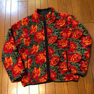 Supreme - supreme 2016AW リバーシブルジャケット Fleece Jacket