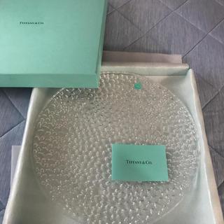 Tiffany & Co. - ティファニー コブルストーン  平皿 28cm
