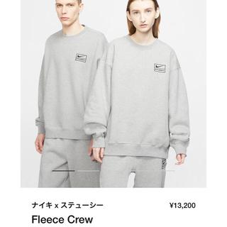 STUSSY - NIKE Stussy Crew Fleece Lサイズ