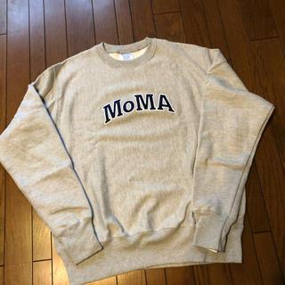 MOMA - moma モマ チャンピオン クルーネック スウェット トレーナー