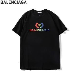 Balenciaga - BALENCIAGA バレンシアガ Tシャツ ブラックのXL