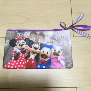 Disney - ディズニー 実写 ポーチ