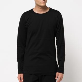 ジエダ(Jieda)のJieDa LAYERED L/S BLACK 2(Tシャツ/カットソー(七分/長袖))