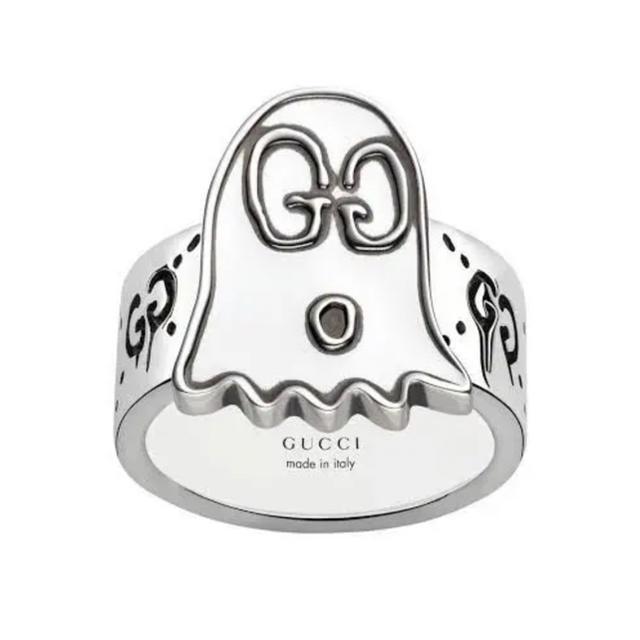 Gucci - ゴースト スカル skull ghost GUCCI リング 指輪 の通販