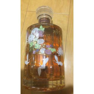 サントリー - サントリー 響 17年 ウィスキー 花鳥風月(意匠ボトル)※訳あり品