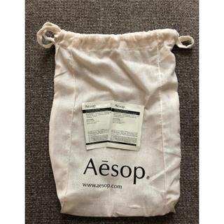 Aesop - Aesop  巾着&サンプルセット