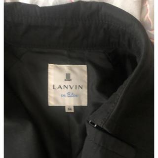 ランバンオンブルー(LANVIN en Bleu)のランバンオンブルーコート トレンチ(トレンチコート)