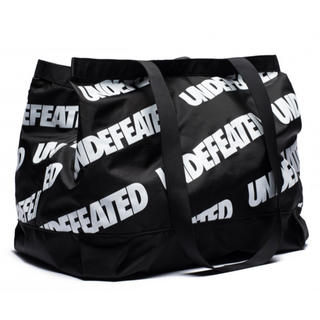 UNDEFEATED - undefeated アンディフィーテッド ボストンバック 総柄