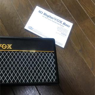 vox  ac1 rhythm bass 専用出品(ベースアンプ)