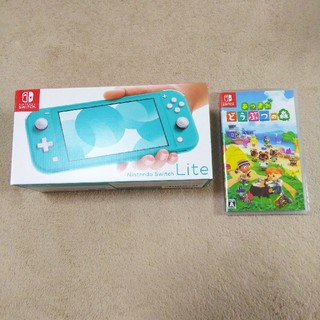 Nintendo Switch - 新品 Nintendo Switch Light あつまれどうぶつの森 スイッチ