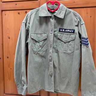 ウィゴー(WEGO)のミリタリーシャツ ミリタリージャケット wego(ミリタリージャケット)