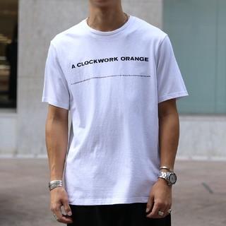 アンダーカバー(UNDERCOVER)の新品 アンダーカバー ホワイト T(Tシャツ/カットソー(半袖/袖なし))