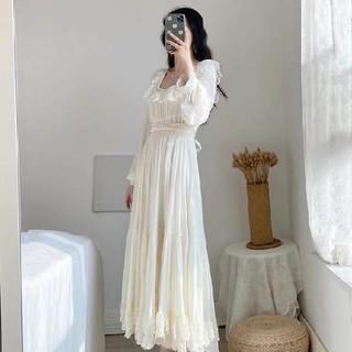 ウエディングドレスaライン白格安袖ありレースウェディングドレス花嫁