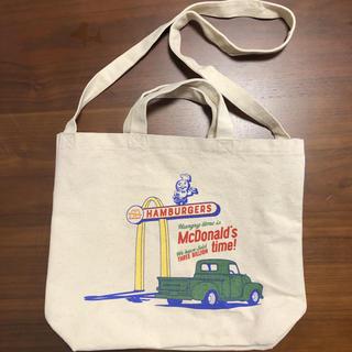 マクドナルド(マクドナルド)の【レトロ可愛い♡】マクドナルド  2020 福袋 トートバッグ(トートバッグ)