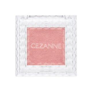 CEZANNE(セザンヌ化粧品) - セザンヌ シングルカラーアイシャドウ 06 オレンジブラウン(1.0g)