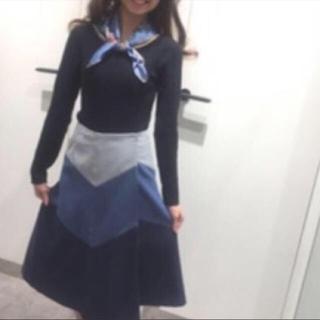 レディアゼル(REDYAZEL)のRADYAZEL レディアゼル スカート 巻きスカート(ひざ丈スカート)