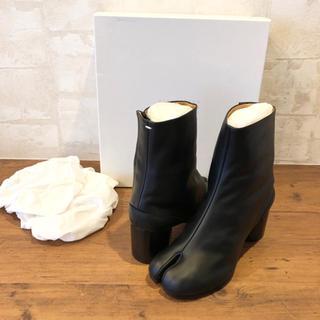 Maison Martin Margiela - 新品100%本物Maison Margiela【36】tabiブーツ 足袋