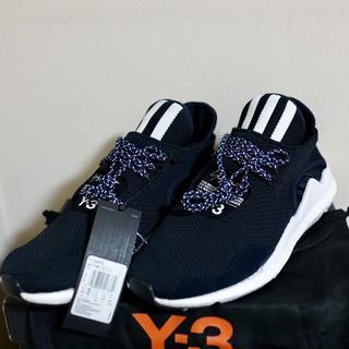 ワイスリー(Y-3)の【Y-3】SAIKOU AC7196 黒 サイコウ 26.5(スニーカー)