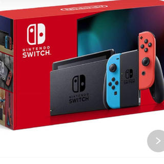 Nintendo Switch - Nintendo Switch 本体 ネオン 任天堂スイッチ新型