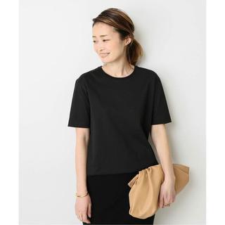 DEUXIEME CLASSE - 【新品】neat Tシャツ ブラック Deuxieme Classe