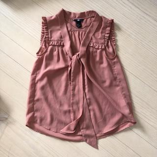 H&M - ノースリーブシャツ
