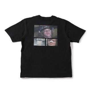 アンダーカバー(UNDERCOVER)の新品 アンダーカバー ブラック 時計仕掛けのオレンジ T(Tシャツ/カットソー(半袖/袖なし))