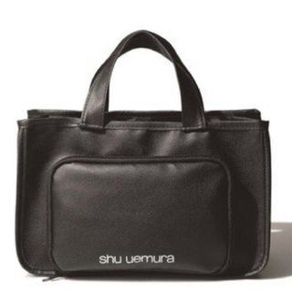shu uemura - 新品・アンドロージー5月号 シュウウエムラ メイクアップアーティストバッグ