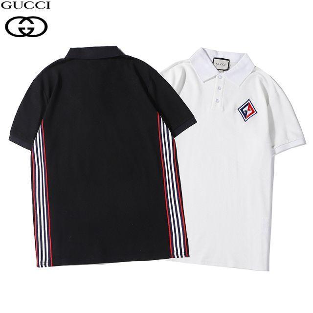Gucci - グッチーGUCCI春夏/Tシャツ/半袖[2枚八千円送料込み」の通販