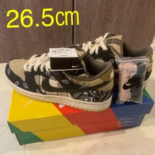 ナイキ(NIKE)の26.5NIKE SB TRAVIS SCOTT DUNK LOW PRM QS(スニーカー)