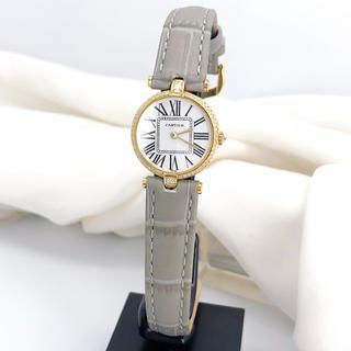 Cartier - 【OH済/仕上済】カルティエ ヴァンドーム SM ダイヤ レディース 腕時計