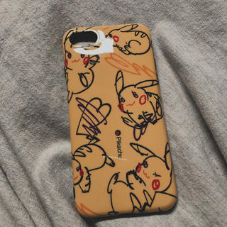 シュウウエムラ(shu uemura)のシュウウエムラ ピカチュウ iPhoneケース(iPhoneケース)