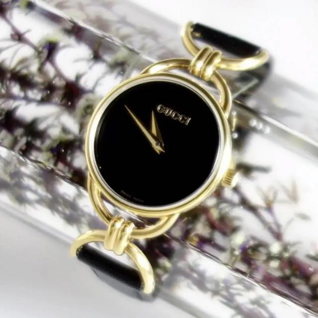 時計時計スーパーコピー,Gucci-2020/3電池交換済★極上VIN!★グッチ・6000.2.L純正尾錠M662の通販