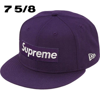 Supreme - Supreme New Era®  $1M Metallic 7 5/8パープル