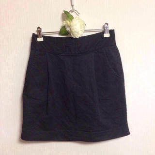 ローリーズファーム(LOWRYS FARM)のウエストサテンスカート(ミニスカート)