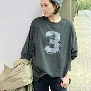 L'Appartement DEUXIEME CLASSE - 新品タグ付【GOOD ROCK SPEED】NO.3ロングスリーブTシャツ