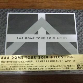 中古未再生 DVD AAA DOME TOUR 2019 +PLUS