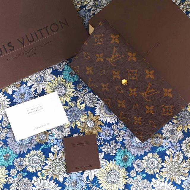 カルティエ トリニティ 時計 スーパー コピー   LOUIS VUITTON - Louis Vuitton ルイヴィトン 長財布 モノグラムの通販