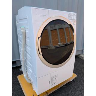 東芝 - TOSHIBA ドラム式洗濯乾燥機 洗濯槽LED 温水洗浄 11kg /7kg