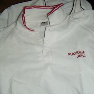 ミズノ(MIZUNO)の大きいサイズ 福岡大学 ミズノ サイズLL半袖シャツ(その他)